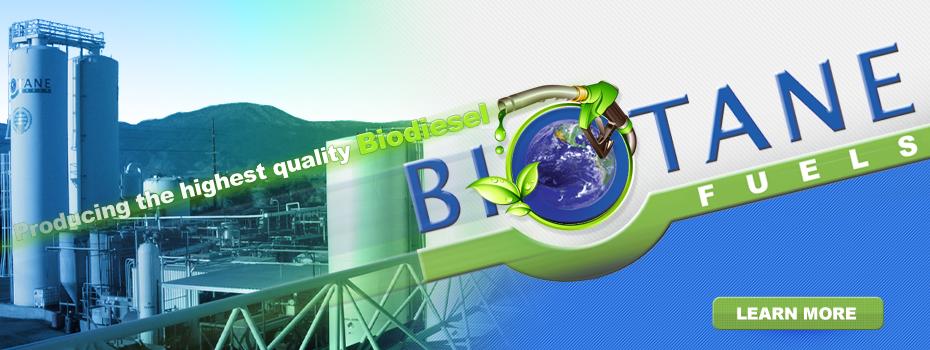 Biotane Fuels