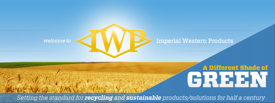 Welcome to Imperial Western Products